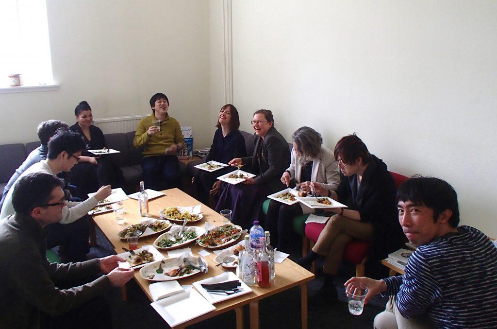 Edinburgh RRI Workshop Lunch